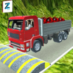3D Truck Driving Simulator – Real Driving Games  (MOD, Unlimited Money)2.0.046