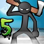 Anger of stick 5 : zombie 1.1.51 (MOD, Unlimited Money)