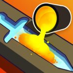 Blade Forge 3D 1.2.2  (MOD, Unlimited Money)