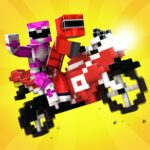 Blocky Superbikes Race Game – Motorcycle Challenge 2.11.43 (MOD, Unlimited Money)