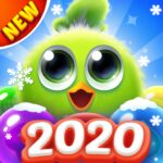 Bubble Wings: offline bubble shooter games 2.9.9 (Mod Unlimited Saving coin)