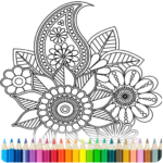 Coloring Book for Adults 8.3.8 (MOD, Unlimited Premium)