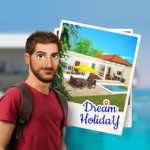 Dream Holiday – Travel home design game 1.1.0 (MOD, Unlimited Money)