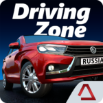 Driving Zone: Russia 1.301 (MOD, Unlimited Money)