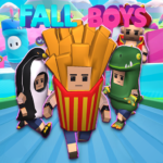 Fall Boys: Ultimate Race Tournament Multiplayer 32 (MOD, Unlimited Money)