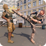 Kung Fu Commando 2020 : New Fighting Games 2020  4.8 (MOD, Unlimited Money)