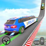 Police Limo Car Stunt Games : New Car Games 2020 2.6 (MOD, Unlimited Money)
