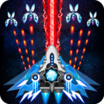 Space shooter 1.535 (Mod Unlimited Crystals)