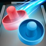 Air Hockey Master: Free, Fun, Relaxing 1.593 (MOD, Unlimited Money)