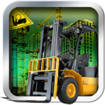 Airport Forklift Driving Heavy Machinery Sim 3D 1.4 (MOD, Unlimited Money)