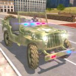 American Police Jeep Driving: Police Games 2020 1.3 (MOD, Unlimited Money)