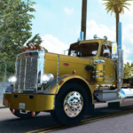 American Truck Real Driving Cargo Simulator  2 (MOD, Unlimited Money)