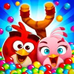 Angry Birds POP Bubble Shooter 3.99.0 (Mod Unlimited Gold)