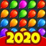 Balloon Paradise – Free Match 3 Puzzle Game 4.1.9 (MOD, Unlimited Money)