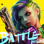 Battle Night: Cyber Squad-Idle RPG 1.4.22 (Mod Monthly Card)
