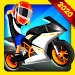 Cartoon Cycle Racing Game 3D 4.8 (MOD, Unlimited Money)