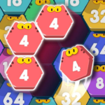 Cat Cell Connect – Merge Number Hexa Blocks 1.2.0 (MOD, Unlimited Money)