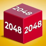 Chain Cube: 2048 3D merge game 1.53.05 (MOD, Unlimited Money)