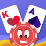 Chips of Fury: Online Poker with Friends 4.1.3 (MOD, Unlimited Money)