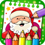 Christmas Coloring Book 1.29 (MOD, Unlimited Money)