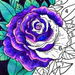 Coloring Book – Color by Number & Paint by Number 2.0.6 (MOD, Unlimited Money)