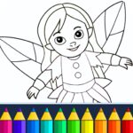 Coloring game for girls and women  16.4.0  (MOD, Unlimited Money)