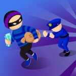 Cops Chase 0.1.49 (MOD, Unlimited Money)