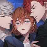 Dangerous Fellows:  your Thriller Otome game 1.20.2 (Mod RUBY POUCH)