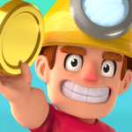Digger To Riches: Idle mining game 1.9.2 (MOD, Unlimited Money)