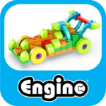 Engino kidCAD (3D Viewer) 4.4 (MOD, Unlimited Money)