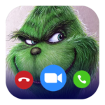 Fake call for the Grinch 2021 1 (MOD, Unlimited Money)
