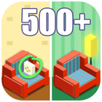 Find The Differences 500 – Sweet Home Design 1.2.3 (MOD, Unlimited Money)