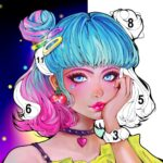 Flora Coloring: Color by Number Painting Game 1.0.33 (MOD, Unlimited Money)