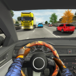 Highway Driving Car Racing Game 1.1 (Mod Unlimited Access)