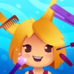 Idle Beauty Salon: Hair and nails parlor simulator   2.2.0009  (MOD, Unlimited Money)
