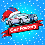 Idle Car Factory: Car Builder, Tycoon Games 2020🚓  14.0.2 (MOD, Unlimited Money)