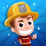 Idle Firefighter Tycoon – Fire Emergency Manager 1.21 (MOD, Unlimited Money)