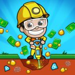 Idle Miner Tycoon 3.65.0 (Mod Unlimited Cash)