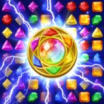 Jewels Magic: Mystery Match3 21.1005.09 (MOD, Unlimited Coins)