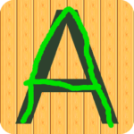 Kids letters tracing 16.1 (Mod)