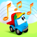 Leo the Truck: Nursery Rhymes Songs for Babies 1.0.67 (MOD, Unlimited Money)
