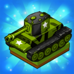 Merge Tanks: Funny Spider Tank Awesome Merger 2.3.8 (MOD, Unlimited Money)
