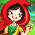 Mini Town: Red Riding Hood Fairy Tale Kids Games 4.3 (MOD, Unlimited Money)
