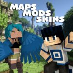 Mods, Skins, Maps for Minecraft PE 2.9 (MOD, Unlimited Money)