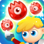 Monster Busters: Link Flash 1.2.13 (MOD, Unlimited Moves)