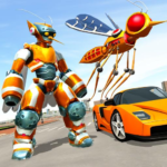 Mosquito Robot Car Game – Transforming Robot Games 1.3 (MOD, Unlimited Money)