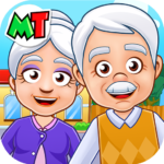 My Town : Grandparents Free 1.05 (MOD, Unlimited Money)