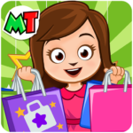 My Town : Shopping Mall. Dress up Shopping Game 1.16 (MOD, Unlimited Money)