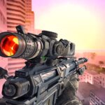 New Sniper 3d Shooting 2019 – Free Sniper Games 1.0 (MOD, Unlimited Money)