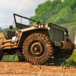 Offroad Jeep Driving & Racing stunts 2.2.3 (MOD, Unlimited Money)